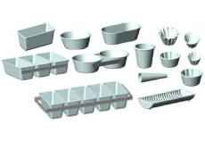Хлебопекарные формы и секции алюминиевые