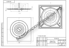 Комплект №2.2 (плита П1-6 + казан 6 л)