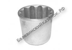 Форма литая для выпечки кекса ЛК 4 (кекс №4)