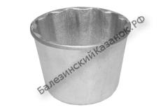 Форма литая для выпечки кекса ЛК 5 (кекс №5)