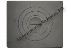 Плита печная П1-3 (340х410 мм)