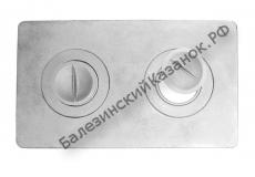 Плита печная П2-1 (585х340 мм)