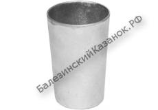 Форма литая для выпечки кекса ЛС 1 (стакан №1)
