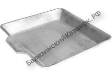 Противень литой алюминиевый 1-11м (360*320*25 мм)