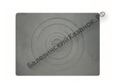 Плита под казан П1-6 (600х600 мм)