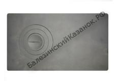 Плита печная П1-2 (710х410 мм)