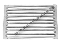 Решетка печная колосниковая РУ-2 (300*200 мм)