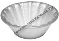 Форма литая для выпечки кекса ЛК 2 (кекс №2)