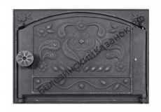 Дверка каминная ДТК-2 (450*326 мм)