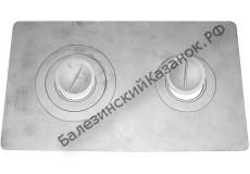 Плита печная П2-3 (710х410 мм)