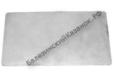 Плита печная цельная (710х410 мм)