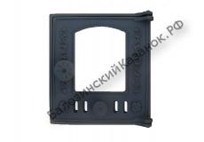 Дверка топочная под стекло ДТ-4 (295*270 мм)